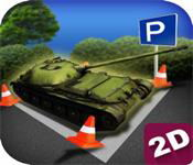 Army Car Parking Free