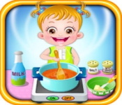 Play Baby Hazel In Kitchen