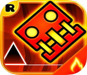 Play Geometry Dash Meltdown