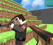 Play Minecraft Pixel Gun 3D