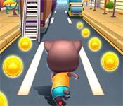 Paw Puppy Kid Subway Surfers Runner Online