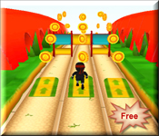 Play Subway Ninja Run