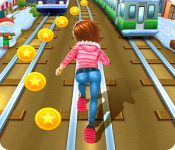 Play Subway Princess Runner