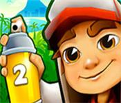 Play Subway Surfers 2