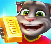 Play Talking Tom Gold Run