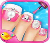 Toe-Nail Salon